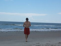 I'm finally going to make my way back to the beach. It's my favorite place in the world, and I haven't been since 2008.
